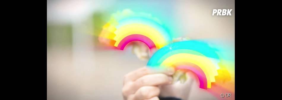 Sodebo adore le double rainbow