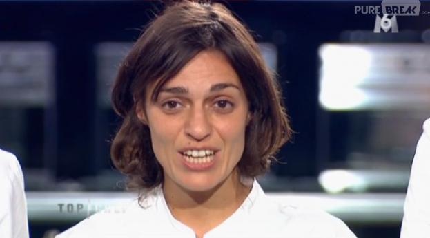 Virginie Martinetti a définitivement quitté les cuisines de Top Chef 2013.