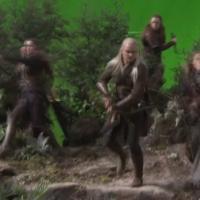 The Hobbit 2 : Legolas de retour sur les premières images du tournage