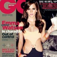 Emma Watson irrésistiblement sexy pour GQ