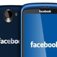 HTC First : la première image du Facebook Phone ?