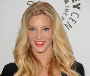 Heather Morris de Glee va pouponner