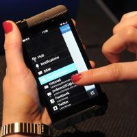 BlackBerry Z10 : le smartphone détecteur de pervers