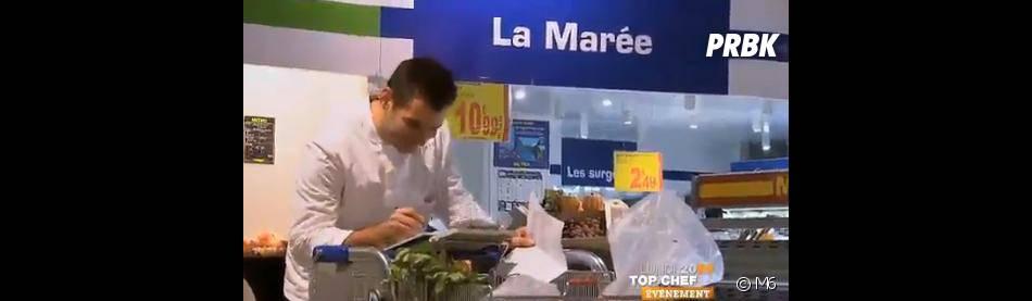 Les nerfs des candidats de Top Chef 2013 vont être mis à rude épreuve ce soir pour une place en quart de finale !