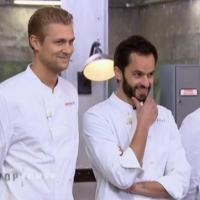 Top Chef 2013 : Du pain sur la planche et des tensions entre Naoëlle D'Hainaut et Joris Bijdendijk