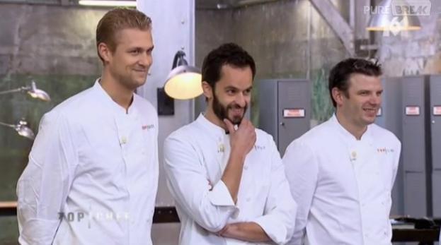 Les candidats de Top Chef 2013 ont dû mettre en valeur du pain dans une recette originale.