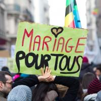 Mariage pour tous : pas encore voté mais déjà dans le dico