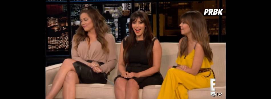 Russell Brand a surtout l'air interessé par Kim Kardashian