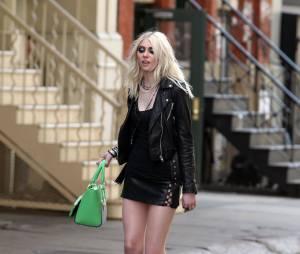 Taylor Momsen est rock'n'roll