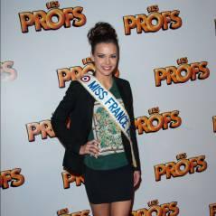 Marine Lorphelin : Une miss France 2013 rayonnante à l'avant-première des Profs