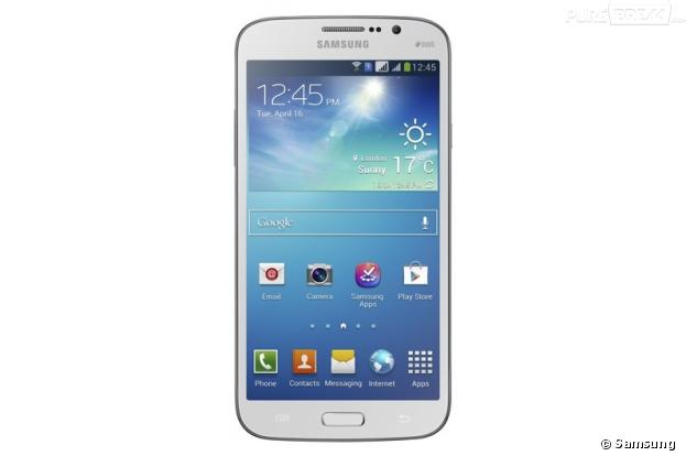 Le Samsung Galaxy Mega 5.8 propose un écran de 5.8 pouces
