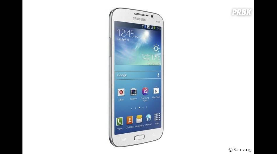 Le Samsung Galaxy Mega 5.8 accompagne le Galaxy Mega 6.3