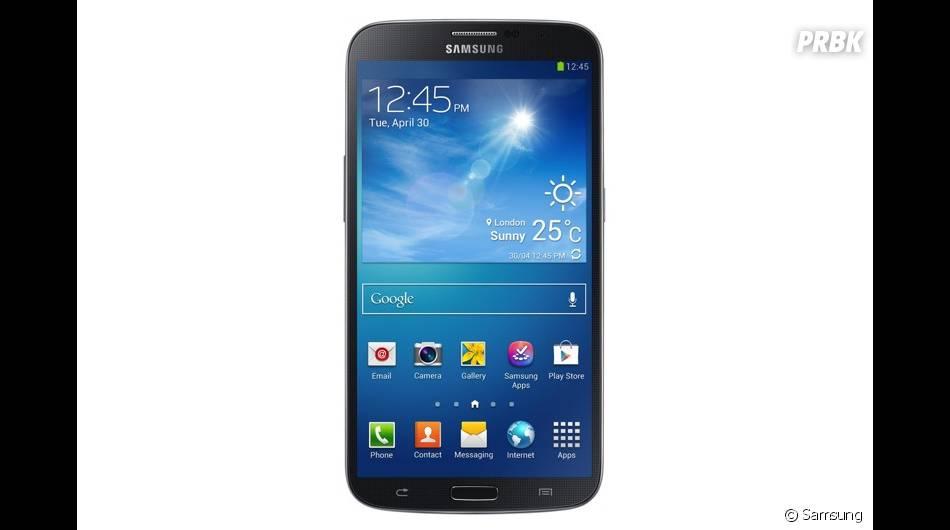 Le Samsung Galaxy Mega 6.3 propose un écran de 6.3 pouces