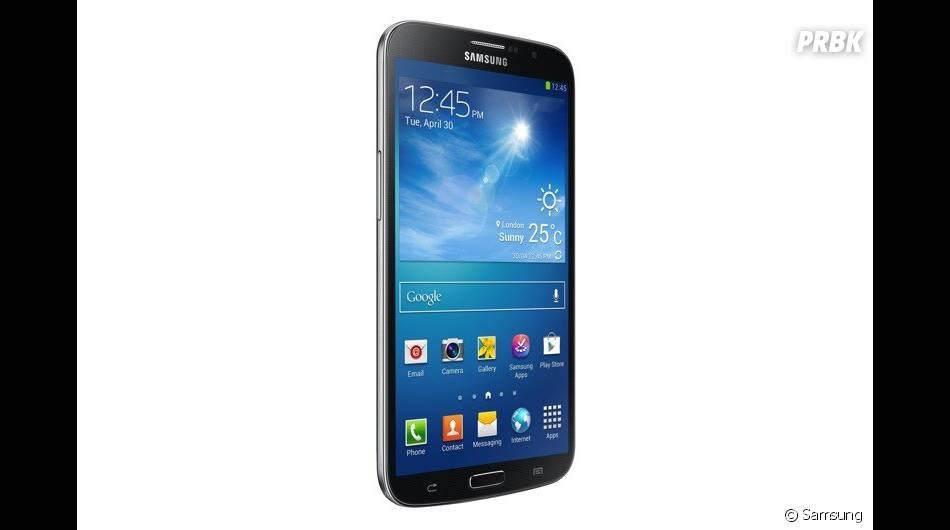 Le Samsung Galaxy Mega 6.3 accompagne le Galaxy Mega 5.8