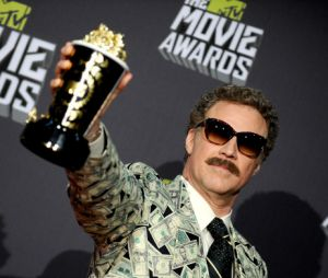 Will Ferrell nommé Comedic Genius aux MTV Movie Awards 2013