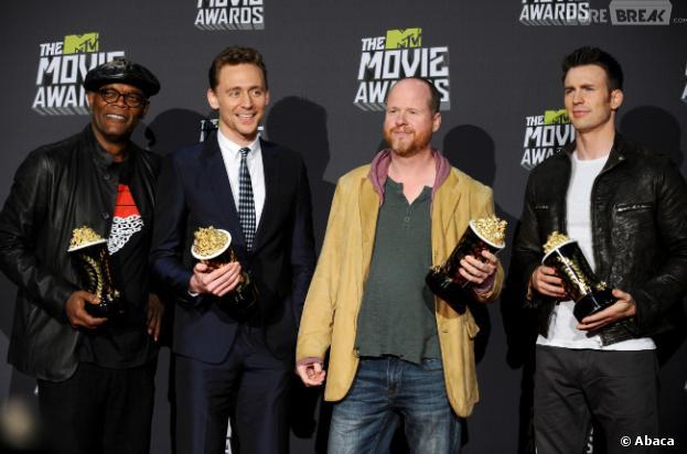 Avengers remporte trois prix aux MTV Movie Awards 2013
