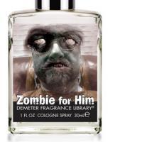 Parfum zombie : Envie de sentir les feuilles séchées, les champignons, et la moisissure ?