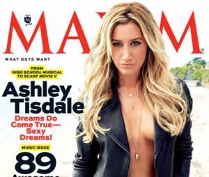 Ashley Tisdale hot pour Maxim