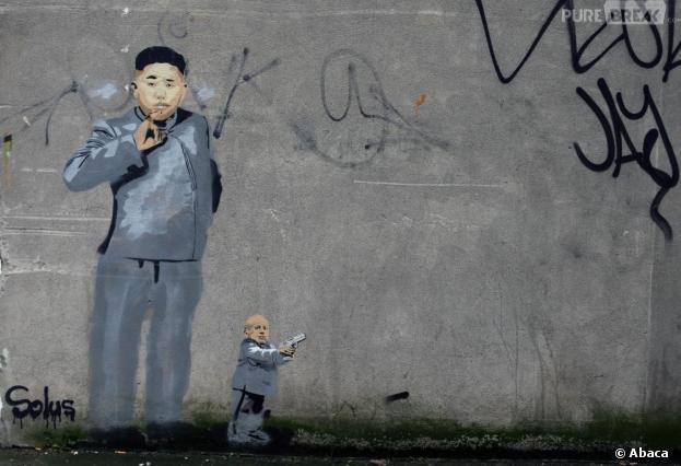 Kim Jong-un, Dr Evil à Dublin