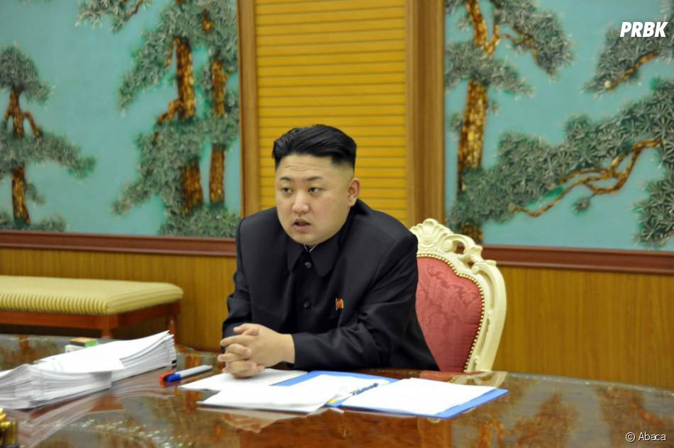 Kim Jong-un ne rigole pas