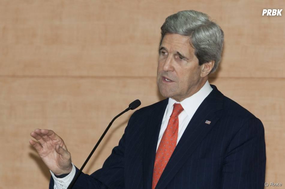 John Kerry veut apaiser les tensions