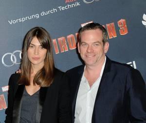Garou présente Stéphanie Fournier ce dimanche 14 avril à Paris