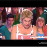 Frigide Barjot : en larmes sur D8 et défendue par son mari contre Karl Zéro