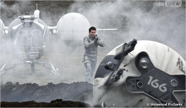 Tom Cruise contre les aliens