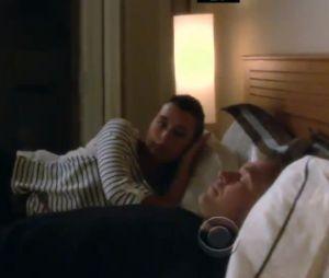 Ziva et Tony dans le même lit