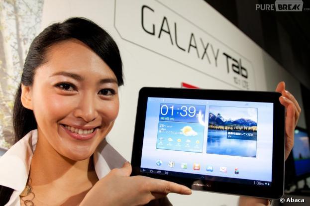 Samsung veut nous faire contrôler nos tablettes avec la pensée