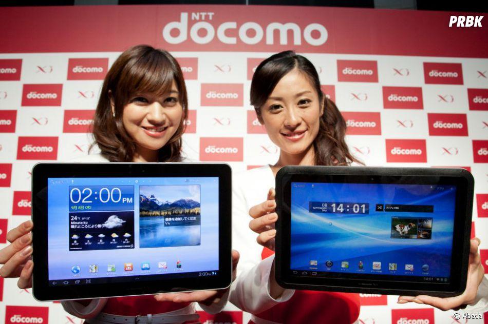 Samsung planche sur un moyen de contrôler les tablettes avec l'esprit