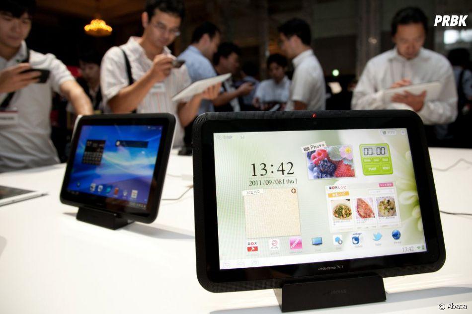 Samsung veut révolutionner notre utilisation de la tablette