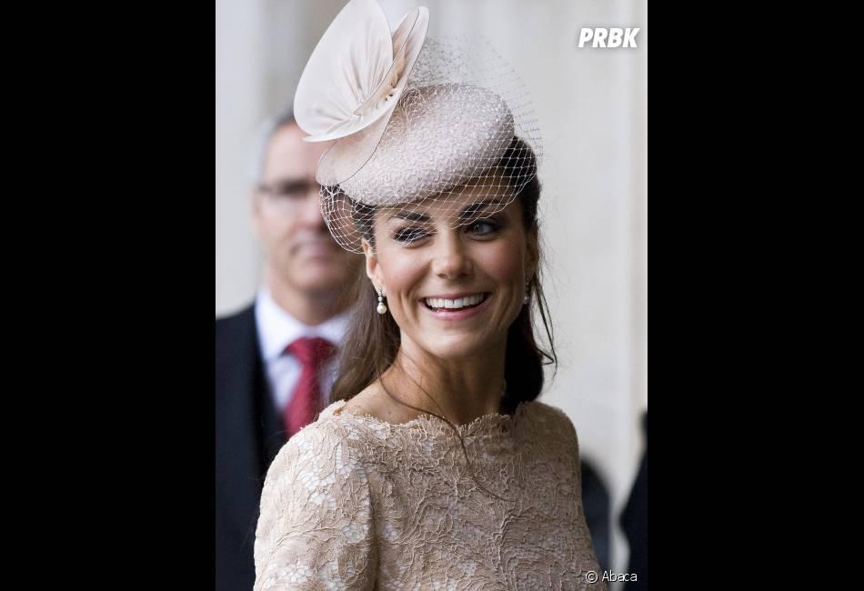 """Le titre """"Duchesse de Cambridge"""" de Kate Middleton est une marque"""