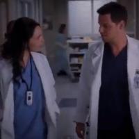 Grey's Anatomy saison 9 : nouvelle dispute entre Jo et Alex (SPOILER)