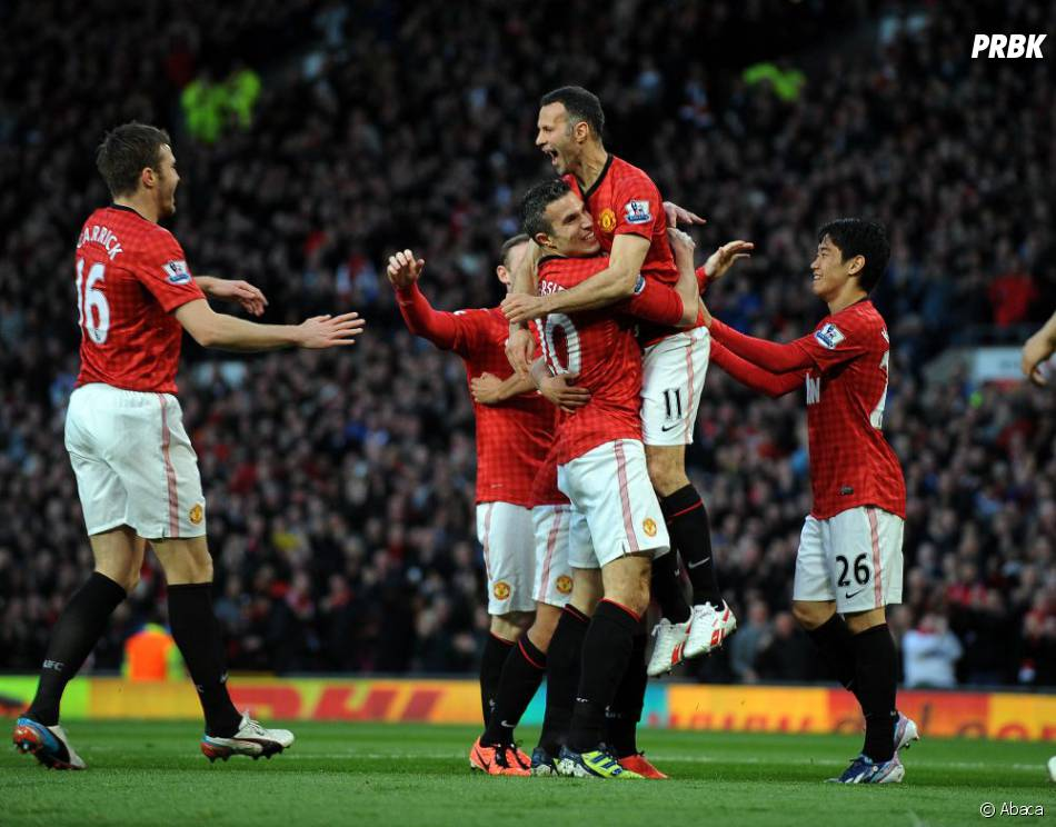 20ème titre pour Manchester United