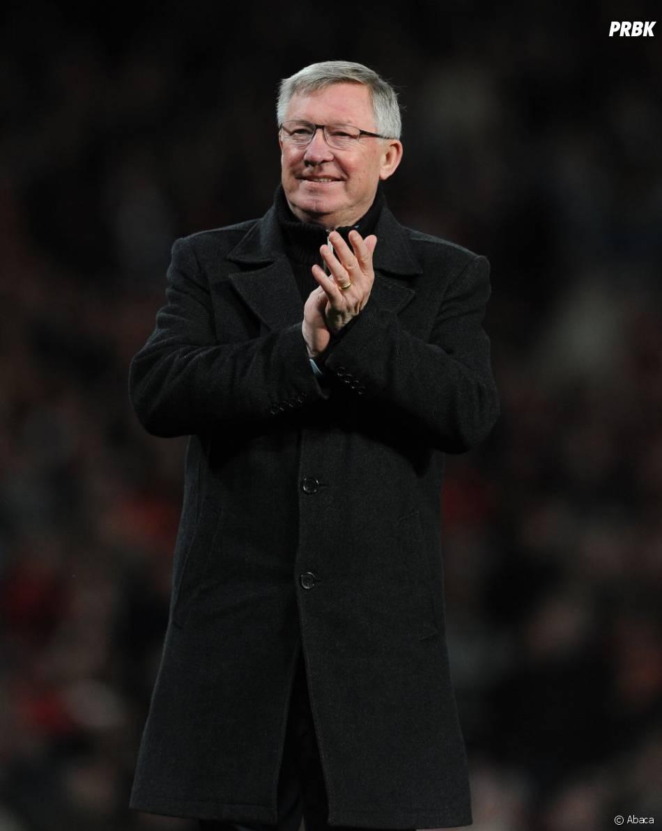 Encore un titre pour Alex Ferguson et Manchester United