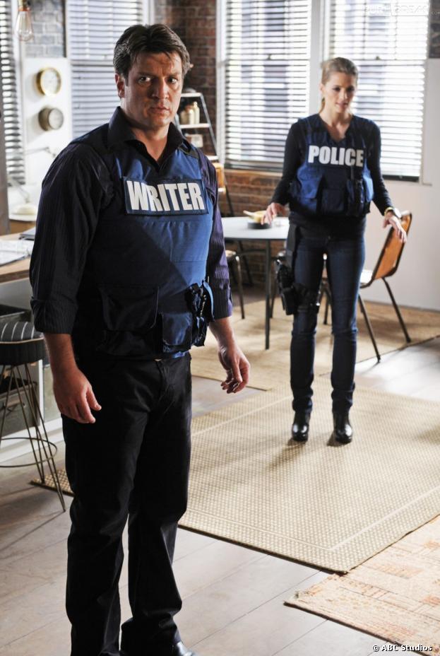 L'épisode 21 de la saison 5 de Castle dispo en France une semaine avant les Etats-Unis