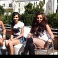 Little Mix à Paris en interview