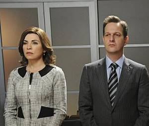 Un final sous tension dans The Good Wife