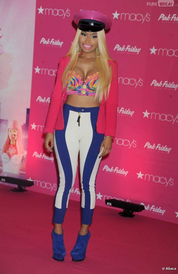 Nicki Minaj va jouer dans la comédie The Other Woman