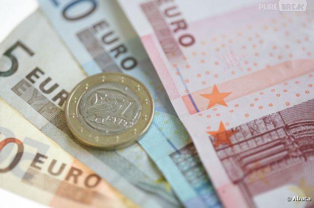 Il paie ses courses avec un billets de 30 euros
