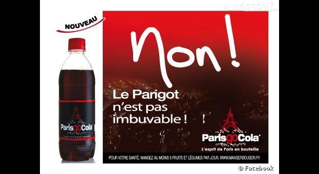 ParisGo Cola arrive sur le marché