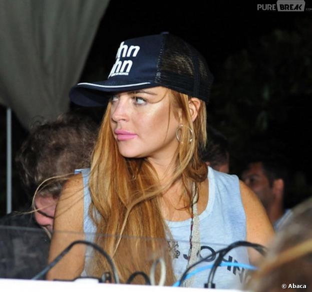 Lindsay Lohan enfin en rehab