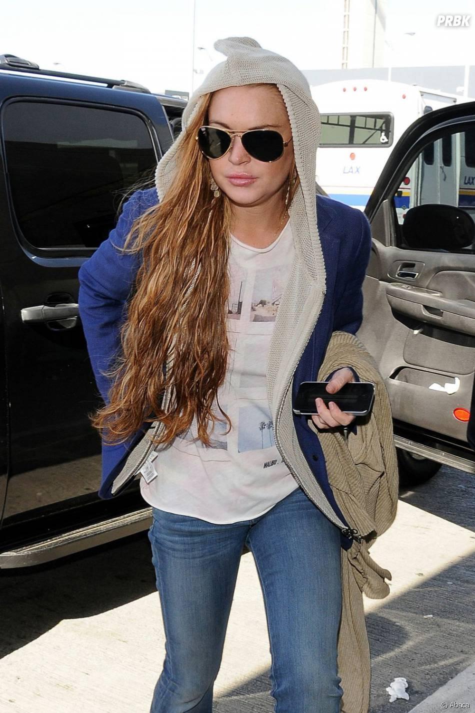 Lindsay Lohan a intégré un nouveau centre de désintoxication