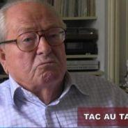 """Jean-Marie Le Pen : Nabilla ? """"Elle a de beaux seins"""""""