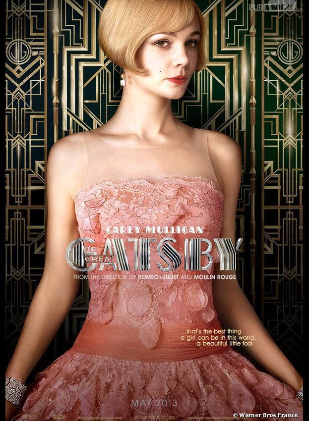 Carey Mulligan, une vraie miss catastrophe sur le tournage de Gatsby le Magnifique