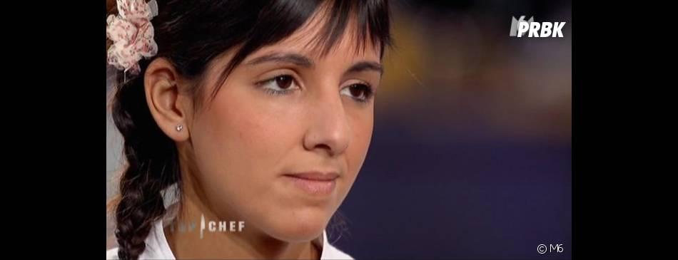 Naoëlle D'Hainaut a remporté Top Chef 2013 la semaine dernière sur M6.