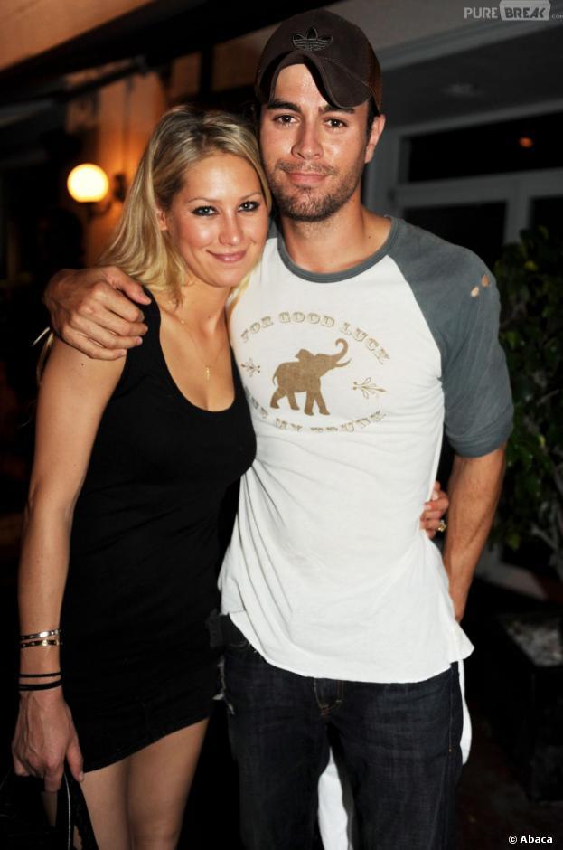 Enrique Iglesias et Anna Kournikova seraient en route pour le mariage