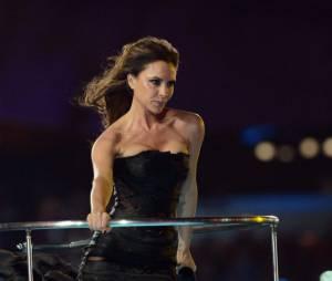 A la cérémonie de clôture des JO en août 2012, Victoria Beckham avait rejoint ses copines