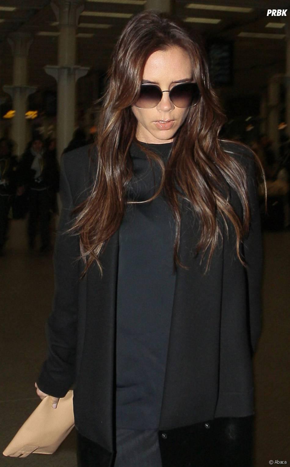 Victoria Beckham était la leader des Spice Girls dans les années 90
